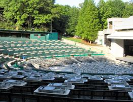 Atlanta Chastain Park Amphitheater