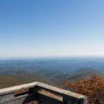 Hiking the Rabun Bald Trail, Georgia to View the Appalachians