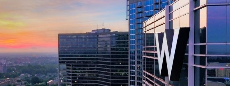 W Hotel Atlanta Review