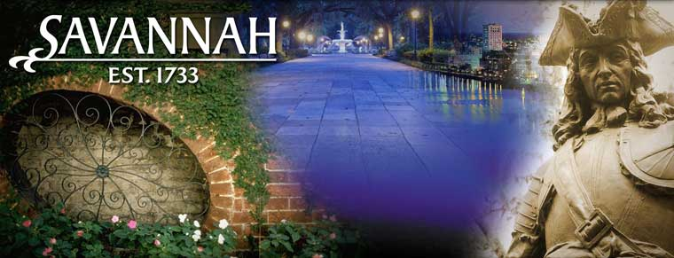 Savannah Convention and Visitors Bureau Home