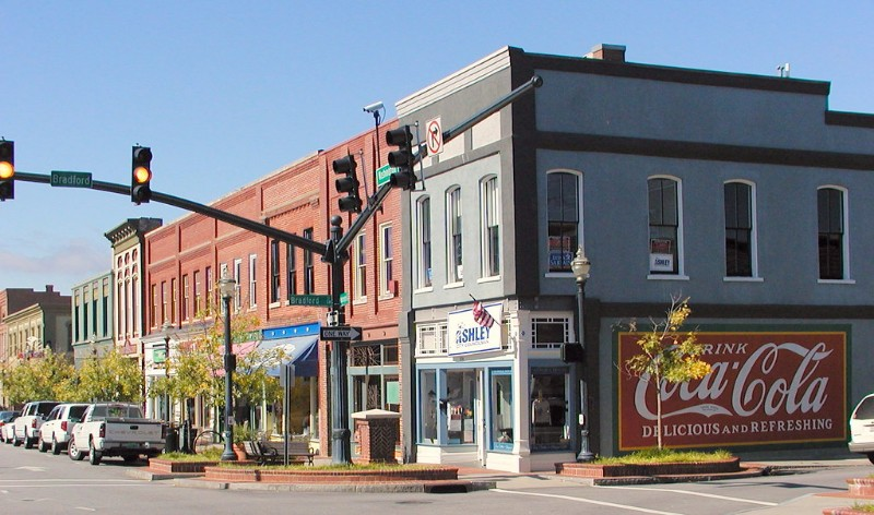 Gainesville Historic Square