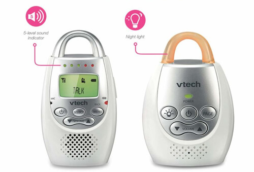 Best Baby Monitor for Deaf Parents