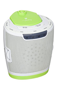 combination sound machine for baby