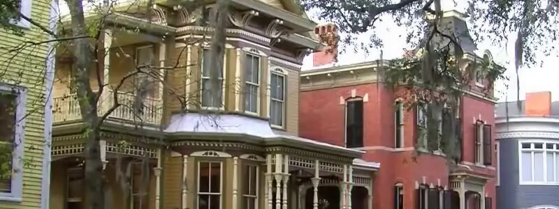 Savannah Historic Districts
