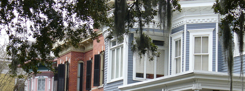 historic homes savannah