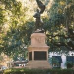 Explore the Squares of Savannah