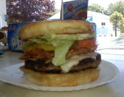 summer grilling Perfect Burgers